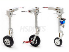 Load image into Gallery viewer, Viper Jet 90mm Landing Gear-Set (HSDJets / Harlock) - NovaJets