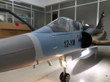 Load image into Gallery viewer, NRC Mirage 2000C 1:7.5 Scale Composite Jet- ARF - NovaJets