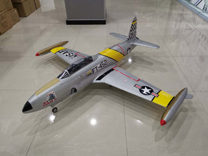 HSDJets 1.8m T-33 Shooting Star  -ARF (Turbine Ready) - NovaJets