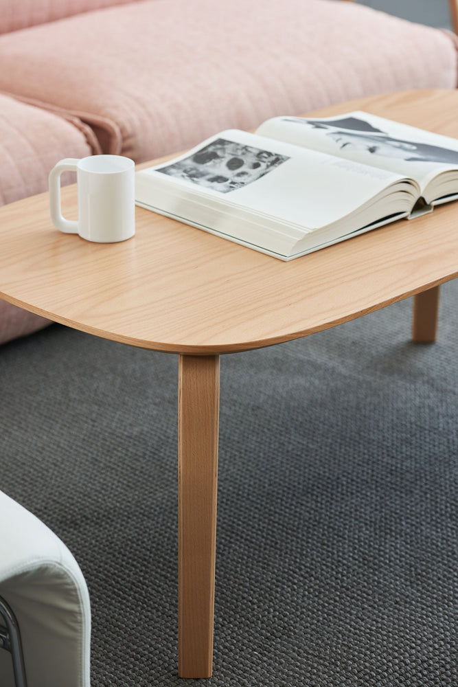 Zones Coffee Table - Rectangular