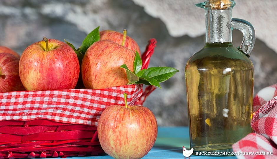 apple-cider-vinegar-and-apples