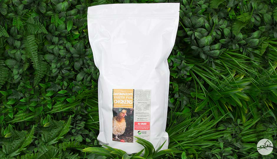 diatomaceous earth for chickens