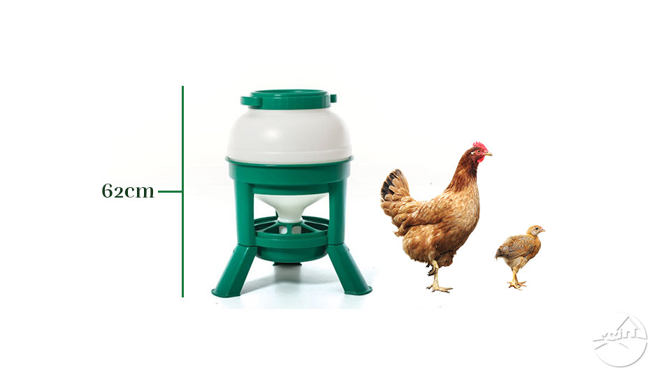 tankstand chicken feeders