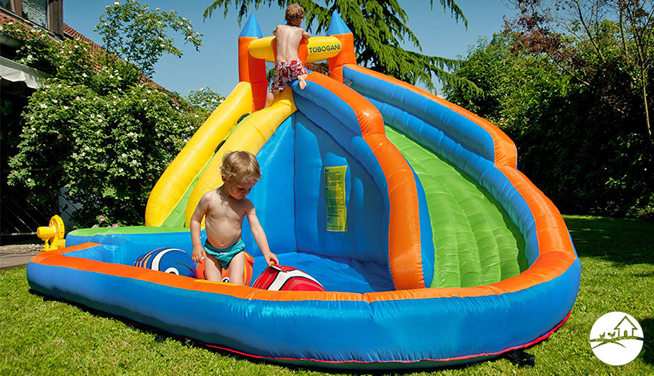 tobagani water park backyard kids gift idea