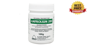 Amprolium 200 for Coccidiosis Prevention & Treatment
