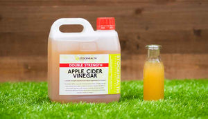 apple cider vinegar for chickens health product image