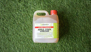 hen health kit includes apple cider vinegar