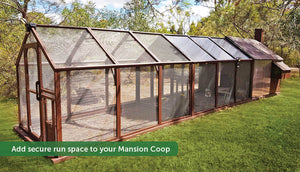 The Mansion™ Coop $1849