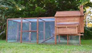 rabbit den bunny hutch side view
