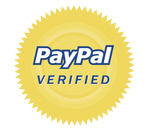 Official PayPal Seal