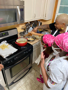 Youth 4 Day Cooking Camp June 29-July 2, 2021