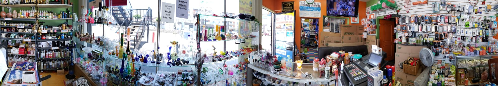 Incense store picture