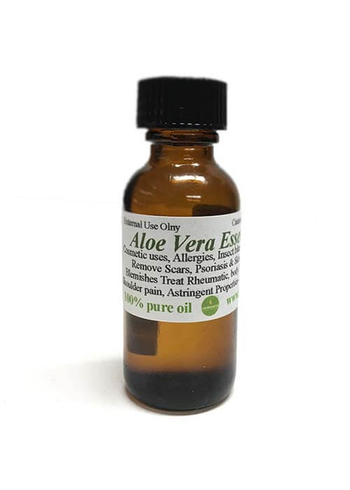 Buy Pure Aloe Vera Essential Oil