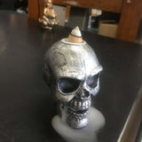 Buy Backflow incense burner skull