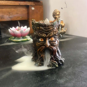 Cheap Backflow incense burner-tree trunk Online