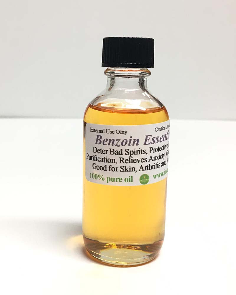 Buy Pure BenZoin Essential Oil