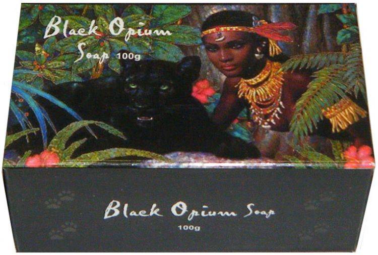 Buy Handmade Black Opium Soap