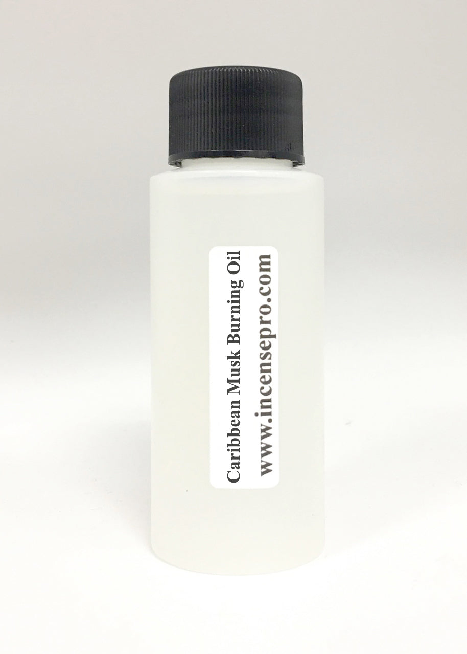 Buy Caribbean Musk Burning Oil