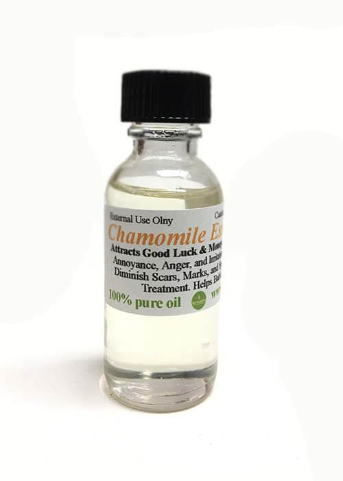 Buy Pure Chamomile Essential Oil