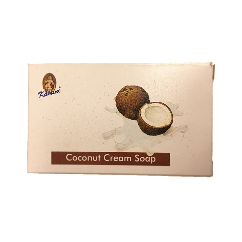 Buy Kamini Coconut Cream Soap 100g Bar
