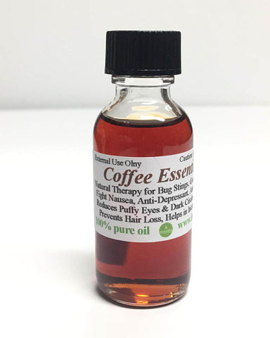 Buy Pure Coffee Essential Oil