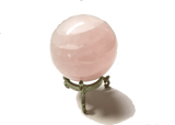 Buy Crystal Ball Rose quartz