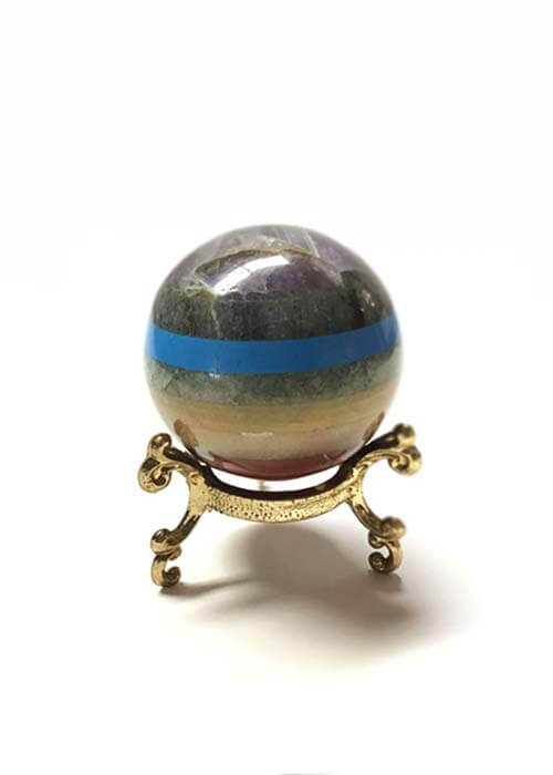 Buy Low Priced 7 Chakra Crystal Ball