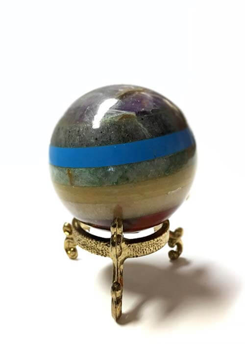 Best Priced 7 Chakra Crystal Ball