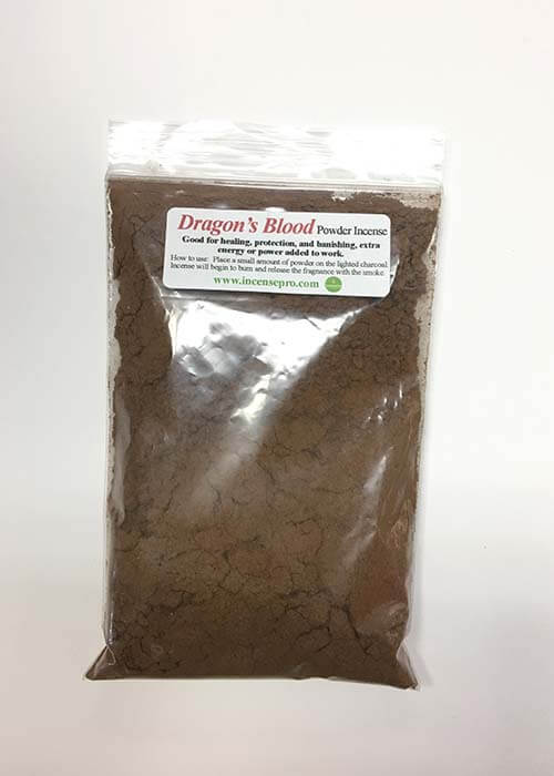 Buy Best Dragons Blood Powder Incense