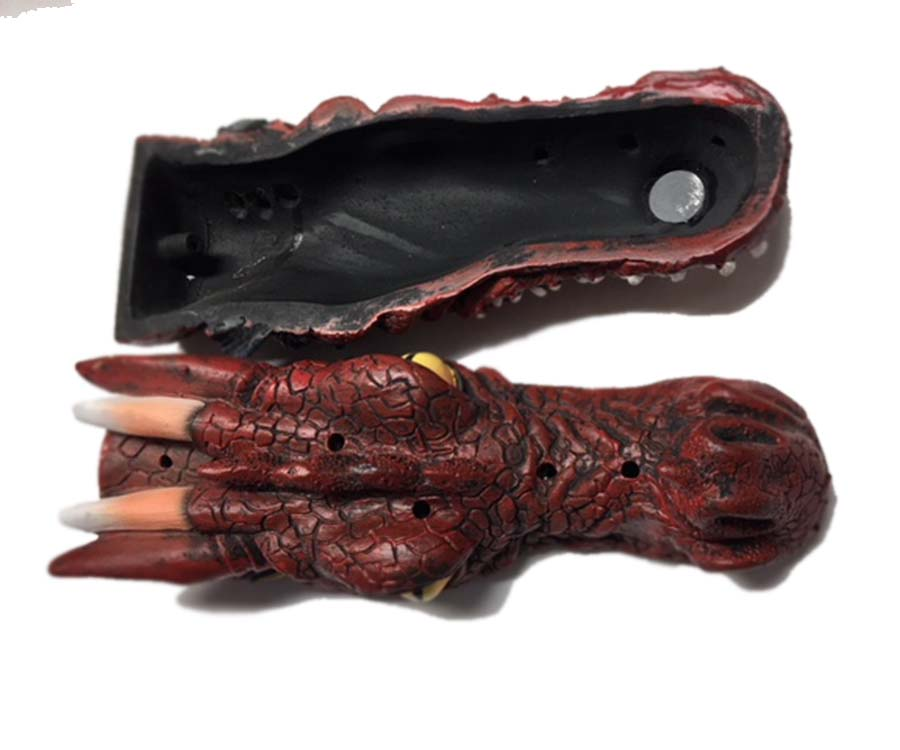 Best Dragon head incense burner box