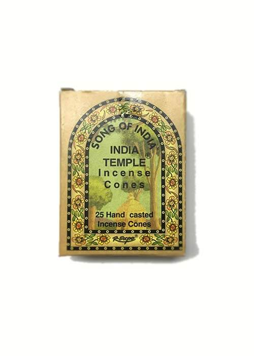 Buy Song of India - Incense Cone