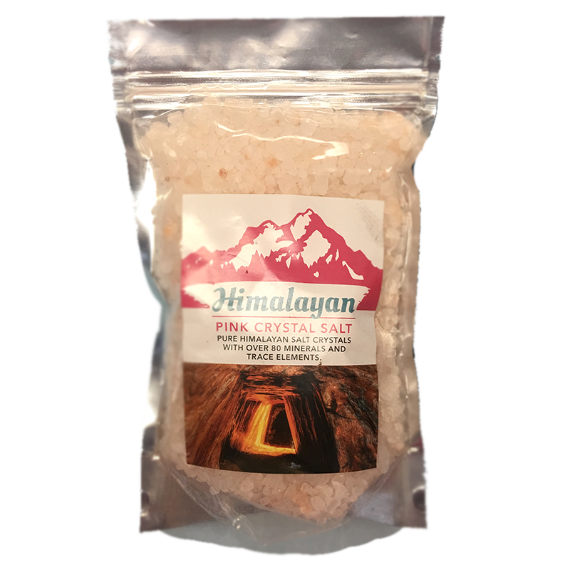 Buy Himalayan Pink Crystal Salt