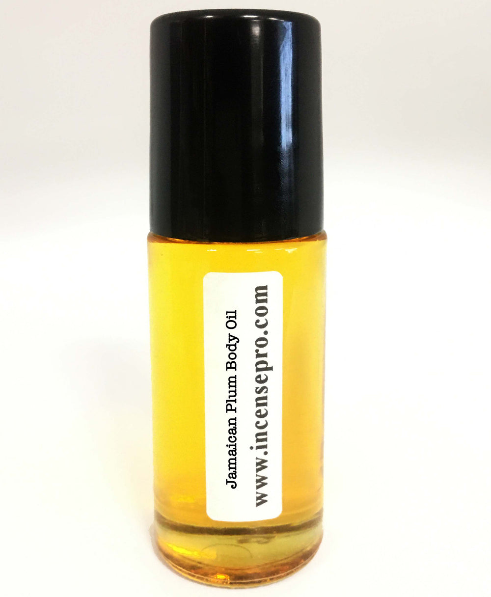 Buy Jamaican Plum Body Oil (Unisex)