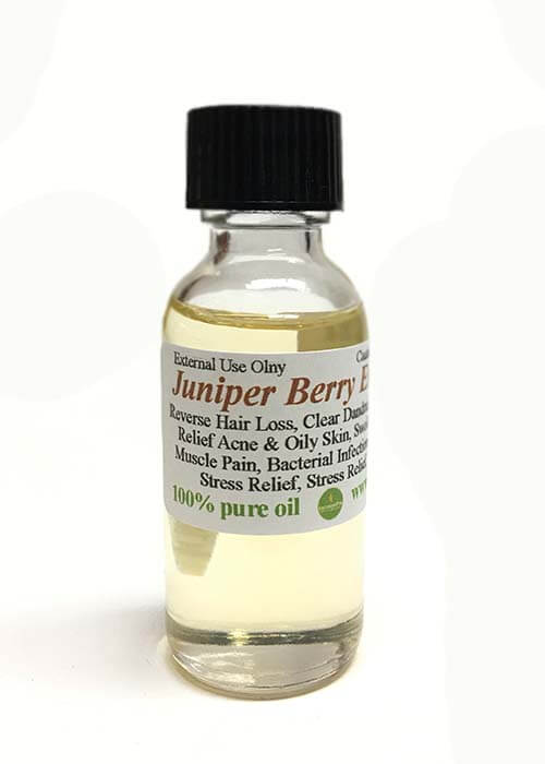 Buy Juniper Berry Essential Oil