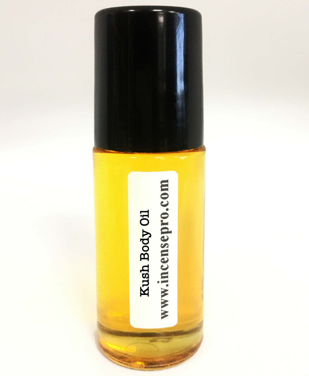 Buy Kush Body Oil (Unisex)
