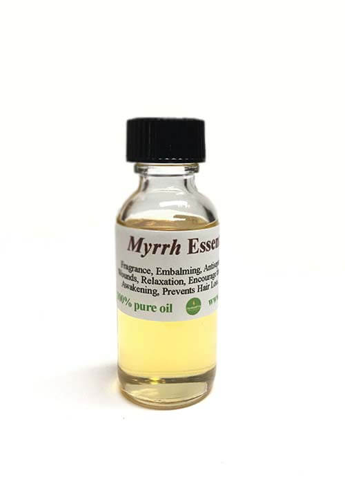 Buy Pure Myrrh Essential Oil