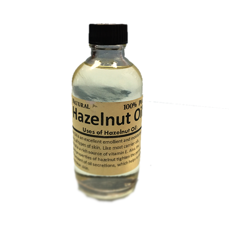 Buy Natural Hazelnut Oil