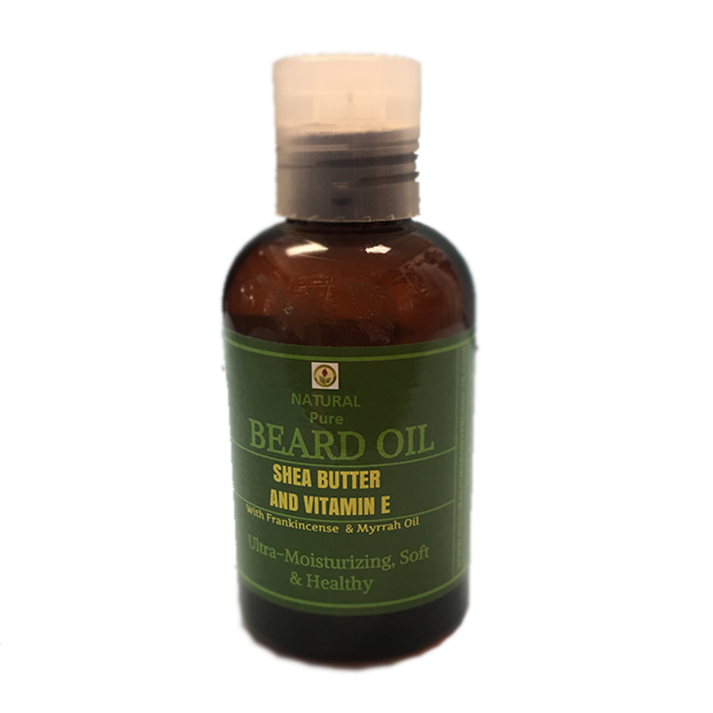 Buy Natural Pure Beard Oil
