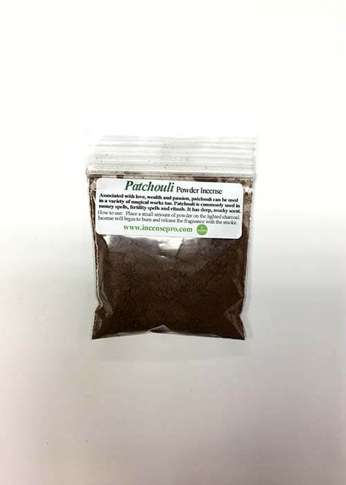 Patchouli Powder Incense near Los Angeles