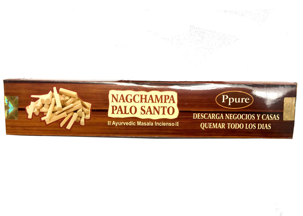 Buy Ppure Nag Champa Palo Santo Sticks