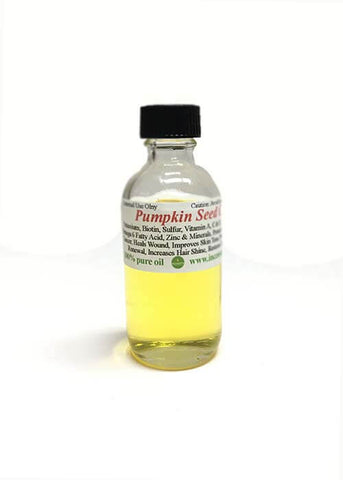 Pumpking Seed Oil