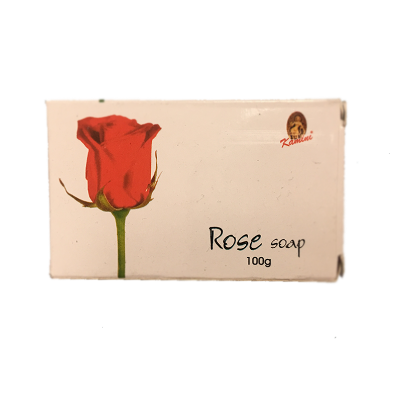 Buy Natural Rose Soap 100g