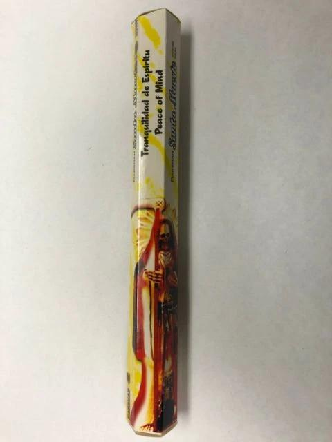 Santa Muerte (Peace of Mind) Incense Stick