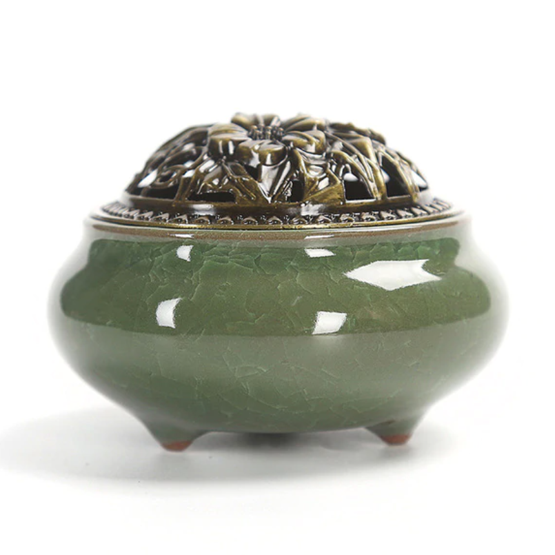 Porcelain Incense Burner