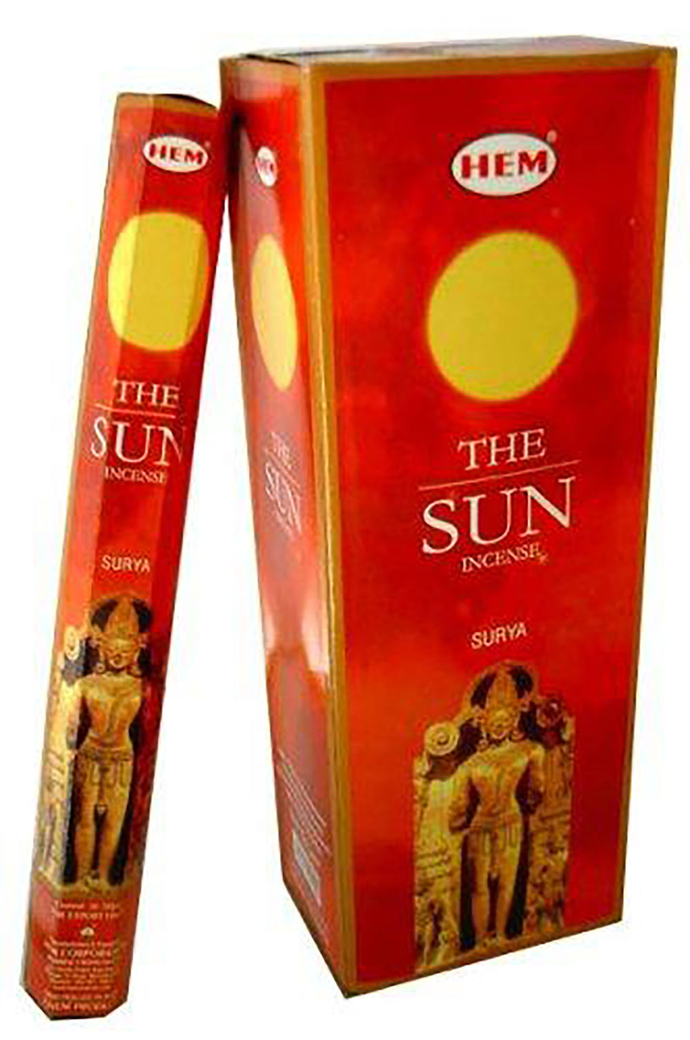 Hem Sun Incense Stick Hexa