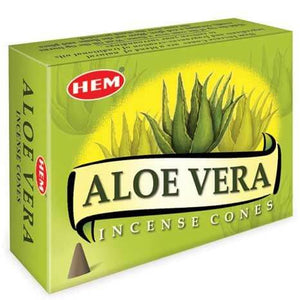 Buy Aloe Vera incense cone