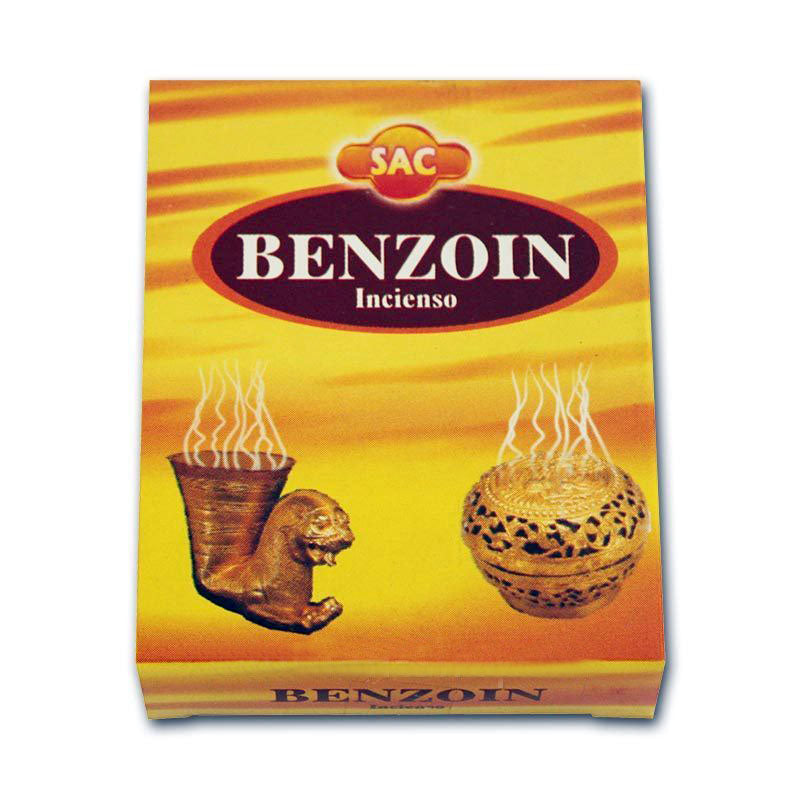 Buy Benzoin SAC incense cone