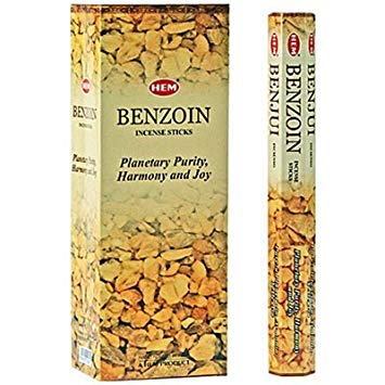Buy Hem Benzoin Incense Stick