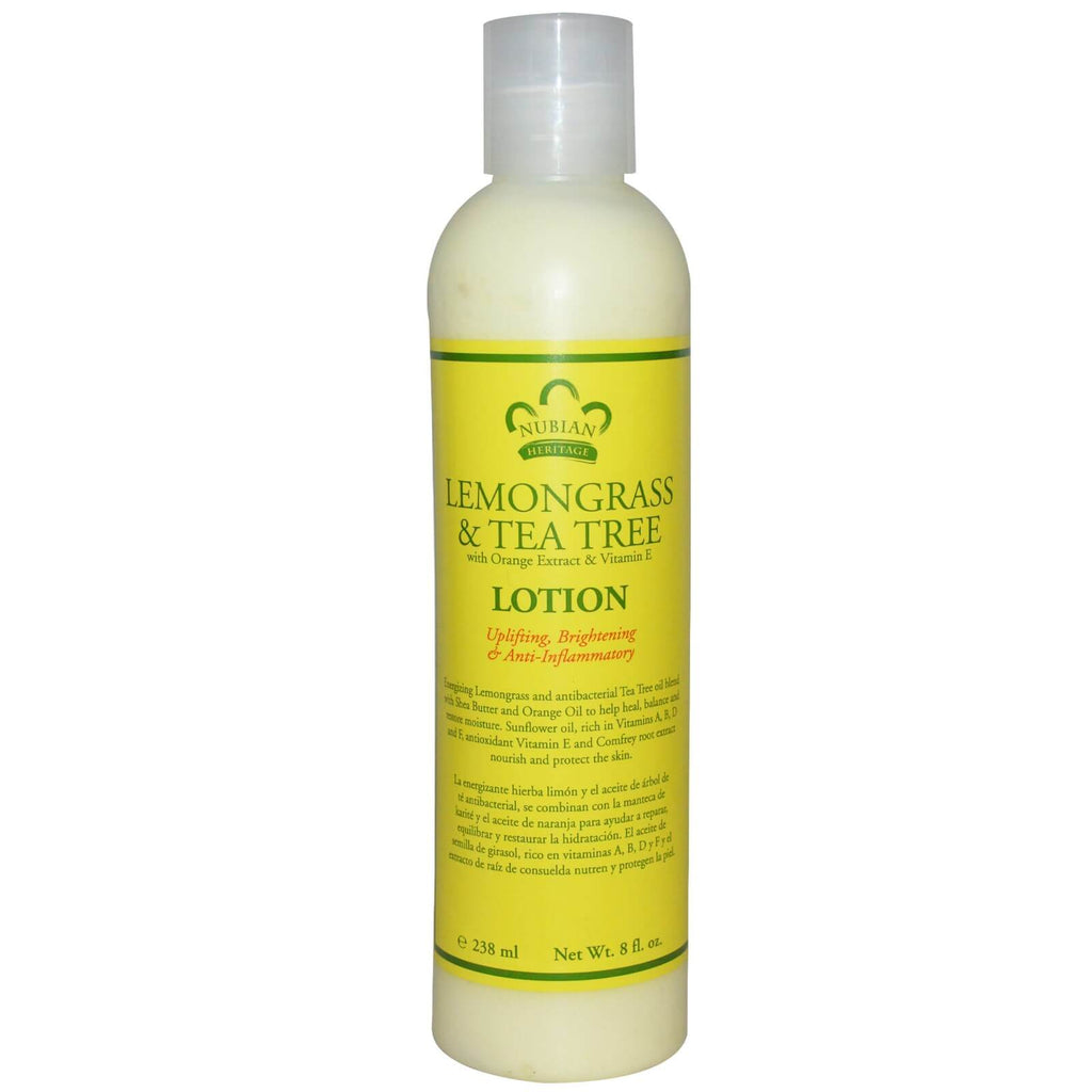 Buy Lemongrass & Tea Tree Lotion