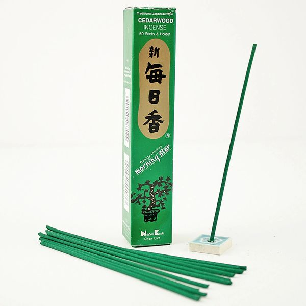 Japanese Incense Cedarwood